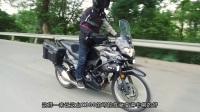 """骑士网17年第20集:入门级低配""""水鸟""""川崎Versys X300摩托车 呆子测评"""