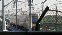 """南京地铁S9号线试运行""""小柠""""翔宇路南出站"""