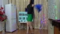 zhanghongaaa 最新自编(40步)花球广场舞 中国美 原创此大众化四个方向的舞,最适合大型集体表演,最后40步刚好还原正面步。