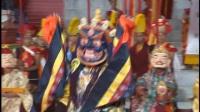 大宝法王噶玛巴金剛舞-2014嘎千蓮師初十法會(4 /4)