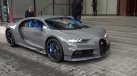 2017 实拍 布加迪 Bugatti Chiron