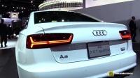 2017 洛杉矶车展实拍 奥迪 A6 3.0 T quattro