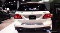 2017 洛杉矶车展实拍 Mercedes-Benz GLE550 e 4MATIC Plug-IN Hybrid
