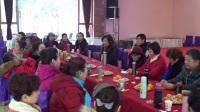崇州市老年协会·舞蹈一队2017年终表彰总结会