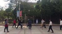 鹤市广场气排球 气排球-6分钟