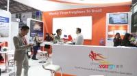 华商经纬物流亮相第八届亚洲物流双年展 引业界瞩目