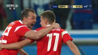 【回放】2018世界杯 A组俄罗斯VS埃及 下半场回放:切里舍夫破门+久巴推射破门 萨拉赫点球命中扳回一城