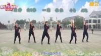 太湖一莲广场舞《忘不了的温柔》原创16步水兵