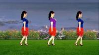 吕芳广场舞 最新版 原创《珊瑚颂 》老歌好看好学正背面及分解动作