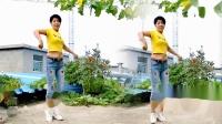 静儿广场舞《斯卡拉》44步火爆摆跨步子舞