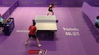 Yu Mengyu vs Hu Limei 胡丽梅2018 Korea Open Highlights (Group)