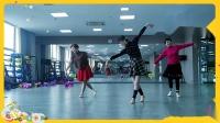 《抒琴芳馨》组合之 2 --- 独唱群舞 我爱你中国