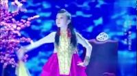 八岁小学生一首《万物生》优美的舞姿模仿得惟妙惟肖, 厉害了!