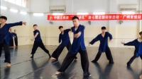 李颖老师第七期《身韵巡礼》最帅气的《穿摇》组合