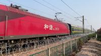Z85次 HXD3D0519 通过沪昆线K146KM斜桥师古桥