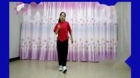 轻舞飞扬--《红尘花一朵》简单32步--编舞-天缘