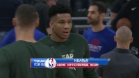 【NBA热点】米德尔顿:对手今天打得非常强硬,我们及时做出了调整
