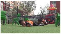 宁津县榆钱儿幼儿园  正能量视频