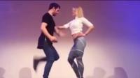 舞步与舞曲《歌舞今宵》(影音同步编辑合成)