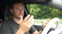 外媒试驾大众I.D 3首款纯电动车谍照