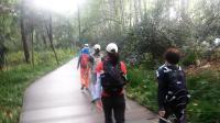 紫金山玄武湖大环徒步