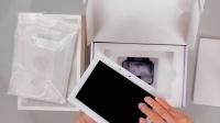 美国ELAN义兰8寸人工智能可视对讲触摸屏开箱视频