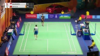 2020.01.24 QF 石宇奇 vs 谢萨尔 - 2020泰国羽毛球大师赛