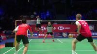 2020.10.18 决赛 埃利斯/兰格瑞奇 vs 伊万诺夫/索松诺夫 - 2020丹麦羽毛球公开赛