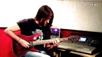 Teo Ross - Paul Gilbert Cover (Technical Difficulties)