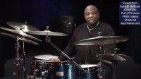 美国爵士鼓大师Ralph Peterson教你怎样演奏有旋律性的鼓solo
