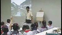 小学美术教学视频《水墨老房》(上海市小学美术教师说课优质课竞赛第一名)