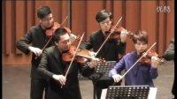 澳门精英室乐团演奏莫扎特C小调慢板与赋格K546