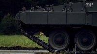 新加坡国防军豹2坦克炮手训练
