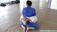 巴西柔术基本技术中文教程 第二集 骑乘式:下位技术 _标清