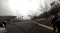 contour+2 测试 于上海 浦东 世博大道