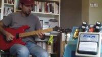 Guitar boost _ OD MAXON TBO-9 - OD mode