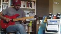 Guitar boost _ OD MAXON TBO-9 - crunch mode