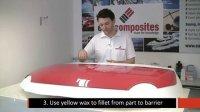 如何制作碳纤维汽车引擎盖车盖1 模具制作