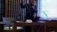 任星辉在传知行社会经济研究所农民工研讨会的演讲.