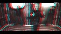 Scooter feat. Vicky Leandros - C'est Bleu(3D版红青效果)