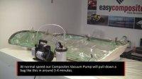 如何制作碳纤维汽车引擎盖车盖2 碳纤维制品部分