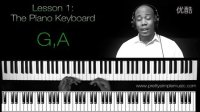 01 Lesson (The Piano Keyboard)