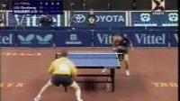 1998年国际乒联巡回赛总决赛 刘国梁VS瓦尔德内尔