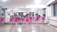 丽质舞蹈少儿艺术团表演——少儿舞蹈《颜色歌》