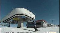【国内顶尖高手单板滑雪教学】 第3集: 基本滑行