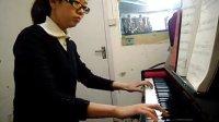 钢琴教学钢琴考级1级《咏叹调》