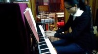 钢琴教学钢琴考级1级《F大调小奏鸣曲》