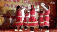 舞蹈《卓玛》石小春等_俞进江拍摄2013年1月24日_第一钢市