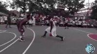 太炫了!埃文斯近期参加洛克公园EBC街球赛集锦