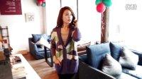 韩都衣舍韩国2013春装新款女装女装宽松蝙蝠袖开衫针织衫NJ2119